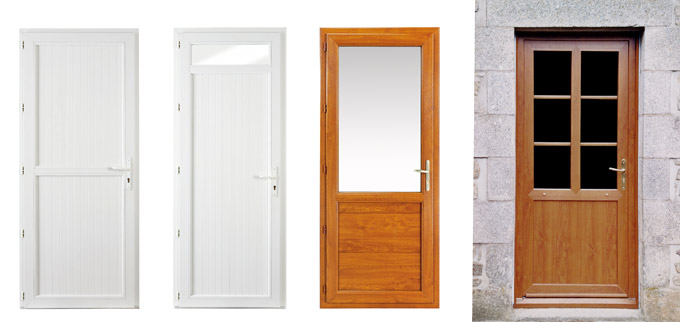 Portes de service iso home protect iso home protect for Porte de service
